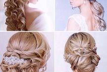 Bryllup hår bukett  ++