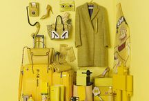 Moodboard #jaune #yellow