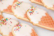 Summer cookies / by Lisa Flynn