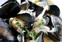 Mussels Mondays