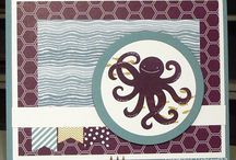 Sea Street by Stampin Up