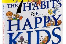 7 Habit of Happy Children / by Kishen Lavender