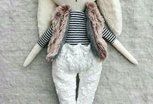 Textile toy