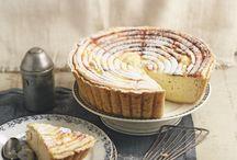 Tarte au fromage blanc lègère