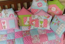 Одеялки-бортики