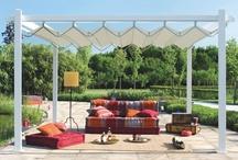 Pergole MED FLY / Gibus / Pergole retractabile MED FLY , pergole pavilion Gibus pentru terase estivale, litoral, piscine, restaurante, gradini.