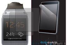 Galaxy Gear Screen Protectors | MiniSuit