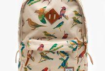 school bag english