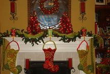 Christmas decor / by Aimee Courtaway