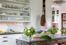Kitchen ideas / by Stina