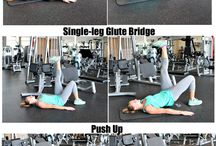 Body Weight Workouts (No Equipment Required!) / Workouts that require no equipment