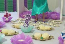 Festa Da Princesa Ariel