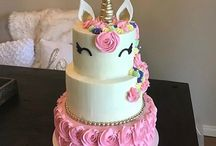 Jannettes baby shower cake