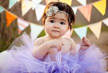 Wardrobe Ideas: First Birthday / by Jen CYK Photography