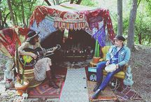 Music Festival Life with camping / #music #festival #camping #plant #nature #band #rock #fun #cool