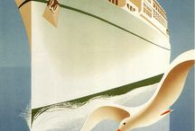 Classic Ship Posters