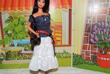 Barbie playline