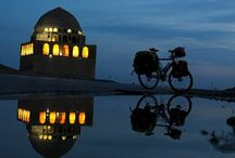 Bicycle touring Central Asia
