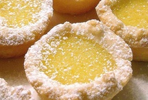 Lemon desserts / by Brandi Turner