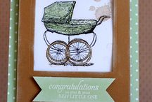 Cards SU Buggies and Booties