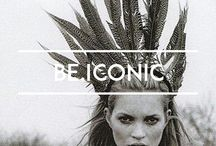 BE ICONIC