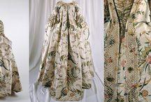fashion of the baroque/rococo