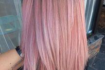 Barevne vlasove kreace