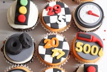 Novelty cake & cupcake ideas