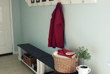 Home ideas! / Ideas for the home! Painting, decor, etc... / by Megan Rinsem
