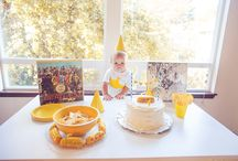 Gibson's First Birthday Party! / by Jennifer Chandler