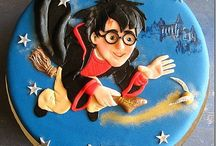 Cakes: Harry Potter