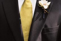 Boutonnieres / From classic to shockingly unique, something to suit every wedding!