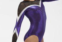 Gymnasticke dresy