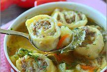 Suppen / Rezepte