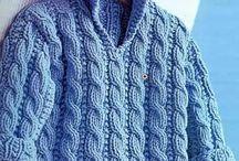 Berniukiski megztiniai