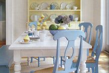Decorating & Design-There's no place like MY home / by Lisa Elkins