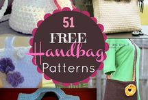 Crochet: Bags, purses and totes / all kinds of bags, purses and tote patterns to crochet