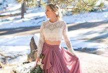 Bridal Gowns / custom made wedding gowns