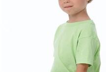 Kids Blank T-shirts
