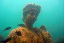 underwater archeologie