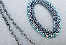 beading jewelry / by Ginger Walkington