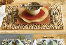 Table Arrangements / by Home Design