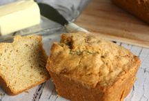 bread / by Manda Blogs About...