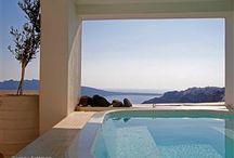 Dreaming of Santorini / Holiday!