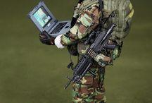Army Figurines