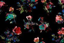 hand painted wild botanicals