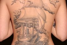 Amazing tattoos / by Chikyra Percy