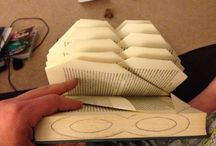 Book Art / by Melanie Niemann