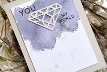 Diamond In The Rough {Stamp Set} / Diamond in the Rough Stamp Set coordinates with our Dazzling Diamond Die Set.