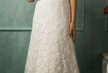 Hochzeitskleider & -Ideen